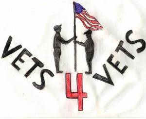 Vets 4 Vets Logo